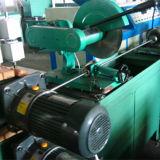 Manguera mecánica de acero inoxidable que forma la máquina