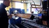 Tutta la tagliatrice facente fronte di CNC del tubo del tubo e del quadrato del fascio della taglierina H di profilo Kr-Xf8