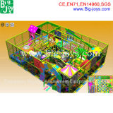 2015 싼 장난꾸러기 성곽, 판매 (BJ-AT24)를 위한 실내 운동장