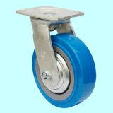 ثقيلة - واجب رسم [بو] سابكة عجلة مع جانب مكبح (زرقاء)