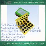Коробка набора колцеобразного уплотнения Viton NBR силикона поставщика фабрики
