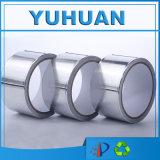 30mic ignifugan la cinta adhesiva del papel de aluminio de la hebra (AFT-40)