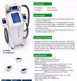 Machine de gel de Coolsculpting Cryolipolysis de 3 parties de traitement la grosse avec du ce a reconnu