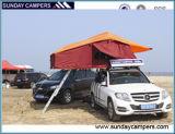 علبيّة يبيع سيارة سقف أعلى خيمة