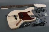 Наборы незаконченной гитары Bolt-on басовые с оборудованием крома