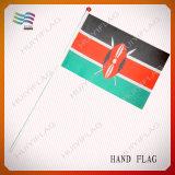 Indicateur tenu dans la main de bâton d'indicateur du Kenya pour le football (HYHF-AF051)