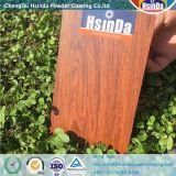 [هيغقوليتي] خشبيّة تأثير مسحوق طلية