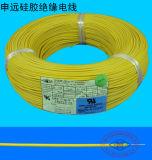 Câble flexible supplémentaire de cuivre échoué d'isolation de silicones