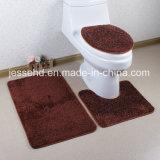 Циновка Washable полиэфира Shaggy для ванной комнаты