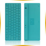 Mini clavier de bureau sans fil ultra-mince de chocolat de Bluetooth (YYD-450)