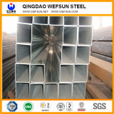 ERW Buen proveedor de la fábrica Hot Dipped Galvanized Square Steel Tube