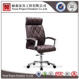 Populärste Höhen-Rückseiten-ergonomischer lederner Büro-vollziehendstuhl (NS-6C060A)
