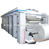 machine d'impression de gravure de Quatre-couleur (non-axe de série de XYAY)