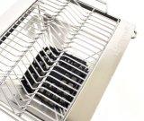 خارجيّة يخيّم [كسر] جهاز يطوي فولاذ [بورتبل] فحم نباتيّ [بّق] شبكة, كبير