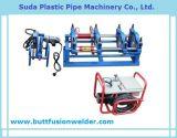Sud160h de Hydraulische HDPE van de Fusie van het Uiteinde Machine van het Lassen van de Pijp