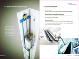 Outdoor-Safe & Comfortable Gewerbe Escalators