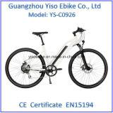 고품질 36V250W 녹색 도시 전기 자전거