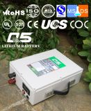 12V65AH Industrialリチウム電池のLithium LiFePO4李(NiCoMn) O2 PolymerのリチウムIon RechargeableかCustomized