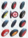 2.80/2.50-4 변죽 여러가지 PU 거품 손수레 바퀴