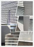 El panel de emparedado ampliado alta calidad de la tarjeta EPS de Plystyrene para la pared/la azotea