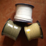 Graphit PTFE Packing mit Aramid Corner