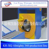 Plasma-Ausschnitt-Maschine des Almighty-360 für Rohr-Gefäß und Profil