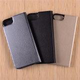 熱い販売PUのiPhone 7/7s/7PROの携帯電話の箱のための革携帯電話の箱カバー