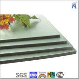 15 Años de Garantía Paneles Laterales de Pared Revestimiento ACP Hoja Compuesta de Aluminio