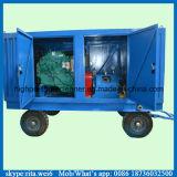 1000bar産業管の発破工装置の高圧蒸気清浄機械