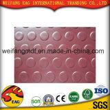 folha do Matting do PVC de 2mm para o assoalho 10m de um rolo