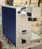 машина /Engraving маркировки лазера волокна 20W для кнопки металла