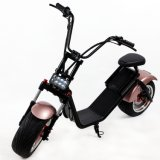 Motorino elettrico elettrico senza spazzola dei Cochi 50km/H Harley della città del motociclo 1200W del litio smontabile 60V