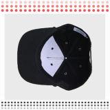 2016 sombrero del deporte del casquillo de los 6 paneles con su insignia
