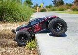 1/10th Véhicule électrique 4WD sans frottoir de l'échelle RC