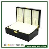 Boîte-cadeau imperméable à l'eau en bois de parfum de qualité en gros