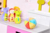 Rattle를 가진 공장 Supply Baby Soft Plush Stuffed Bowling