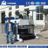 Machine de bloc de ponte d'oeufs de Dmyf-18A/machine mobile de bloc
