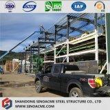 研修会のための鋼鉄二重床構造
