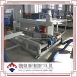 PE/PP/PVC de plastic Lijn van de Machine van de Productie van de Uitdrijving van het Blad/van de Raad