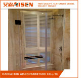 Obturador relativo à promoção do Basswood da plantação de Hangzhou como as cortinas de madeira