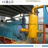 Refinamiento de goma usado a la planta de gasolina y aceite tratamiento por lotes de 5 toneladas
