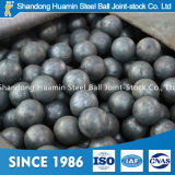 20-150mm Huaminはボールミルのための鋼球を造った