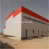 Haltbare Peb Stahlmetallgebäude für Stahlwerkstatt