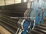 API 5L ASTM A53 GR. Tubulação sem emenda de aço de carbono de B