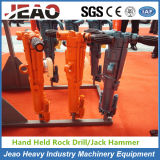 Y26 Pneumatic / Hand Held Rock Drill for Quarrying
