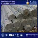Estremità di filetto galvanizzata Zn60 di prezzi del tubo d'acciaio