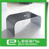 Tabela Center de vidro desobstruída com a prateleira do vidro Tempered