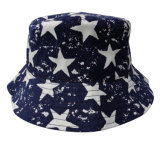 Sombrero del compartimiento con la tela de la estrella (BT044)