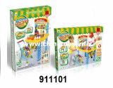 De nieuwe Plastic Reeks van de Keuken van het Speelgoed (911110)