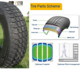 Alles Steel Radial Truck Tire, Radial Bus Tire, TBR 315/80r22.5